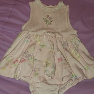 Babydoll onesie dress